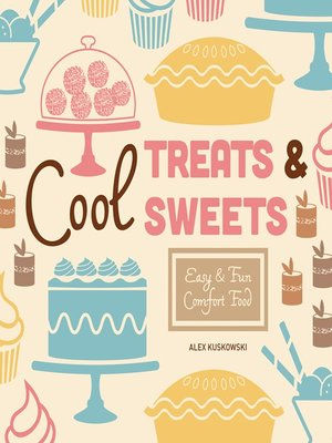 cover image of Cool Treats & Sweets